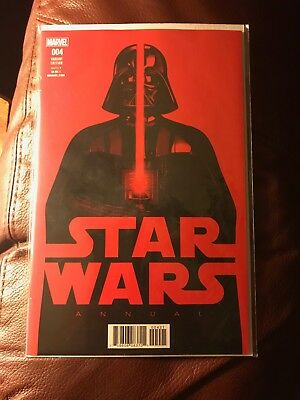 Star Wars Annual #4 - 1:25 John Tyler Christopher variant