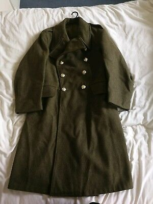 1951 Dismounted British Army Greatcoat