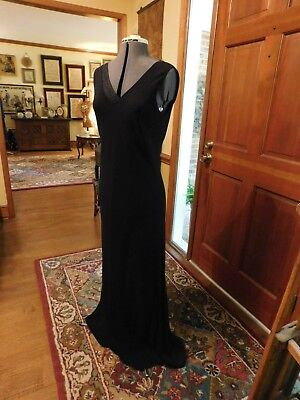 Beautiful Mother Of The Bride Or Groom Formal Or Special Occasion Gown Sz 14