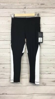 204404a4cdc1c5 New 90 Degree by Reflex Power Flex Yoga Capri Leggings Small Retail $78