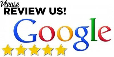 5 Star Google Reviews from real people SEO optimization from personal account