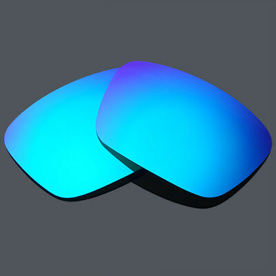 Polarized 100%UV Replacement Lenses For Oakley Fuel Cell Sunglasses Ice Blue UK