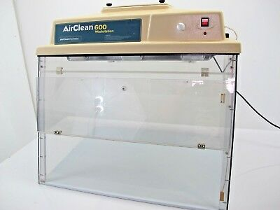 AirClean Systems  Air Clean 600 Workstation Hood with UV