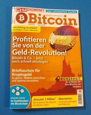 Chip Kompakt  Bitcoin  April 2018  Der ultimative Guide  ungelesen, 1A TOP