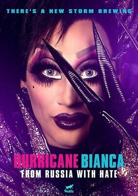 Hurricane Bianca: From Russia With Hate (REGION 1 DVD New)