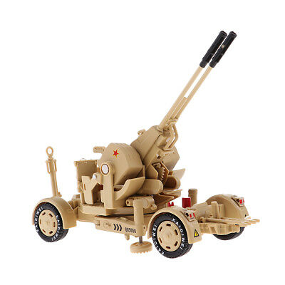 1/35 Sand Table Armor Building Prop Giallo Archie Cannon Launcher Car Model