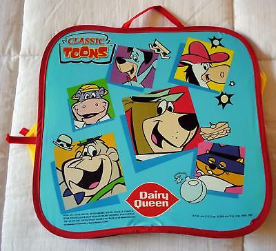 Dairy Queen Classic Toons Toy Tent Cartoon Characters Top Cat Yogi Bear Atom Ant