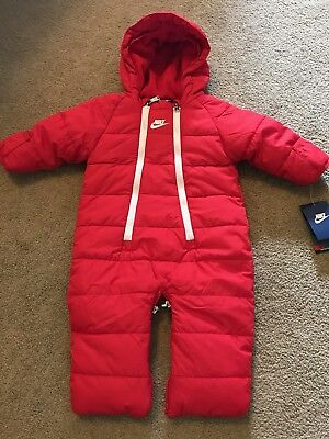Nike Snowsuit + Tracksuit For Baby