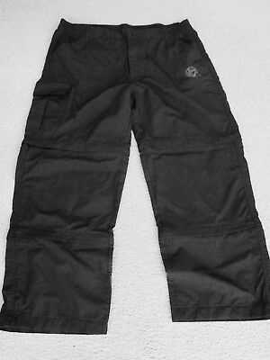 Sport/outdoor /travel Trousers Black 92Cm New