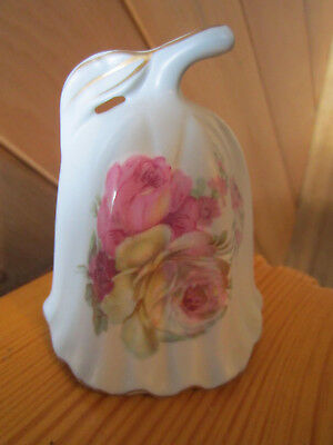 Vintage China Bell Great For Collectors  Must See  **********