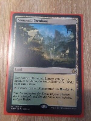"Magic the Gathering ""Sonnenblütenhain""-Brandneu aus Booster"