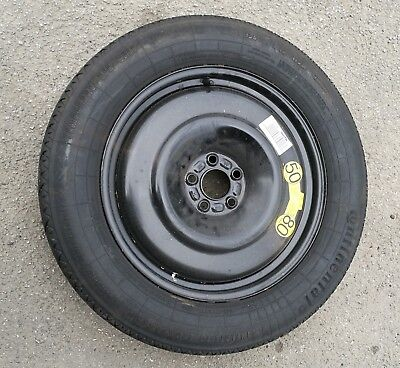 SPACE SAVER SPARE WHEEL TYRES COVER BAG FOR 155//85R18 TYRE