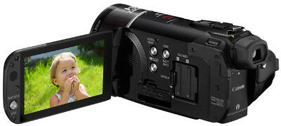 """Canon LEGRIA HF S21 HD Digital Camcorder 10x Optical Zoom, 3.5"""" Touch-screen LCD"""