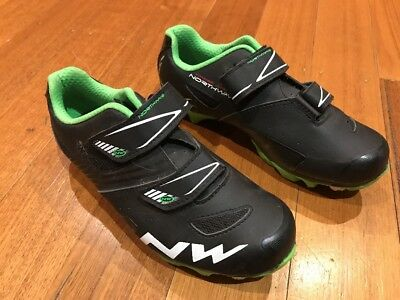 Northwave Hammer Junior MTB Cycling Shoes, US3.75/EU35, Used Once!