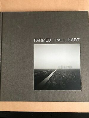 Paul Hart Farmed First edition signed in new condition