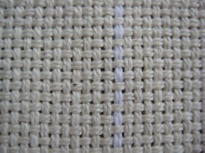 "Monks Cloth 2"" x 2"" for Punch Needle and Primitive Rug Hooking (36""x 60"") 1 yard"