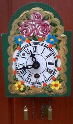 black forest clock