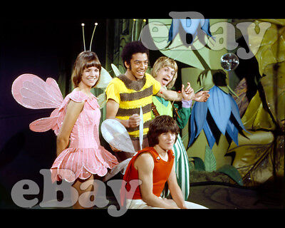 Rare! THE BUGALOOS Color TV Photo SID & MARTY KROFFT