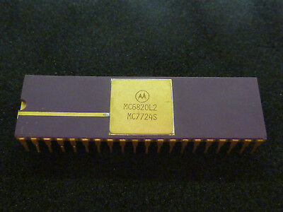 Motorola MC6820L2 - NMOS - Peripheral Interface Adapter (PIA)