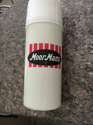 Vintage Moor Mans  Feeds Thermos