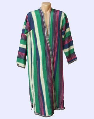 Uzbek Tajik Amazing Very Beautiful Coluorful Chapan Robe