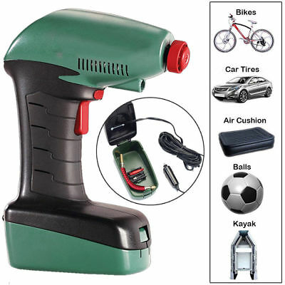 As Seen ON TV Air Dragon Portable Air Compressor Emergency Automatically Stops