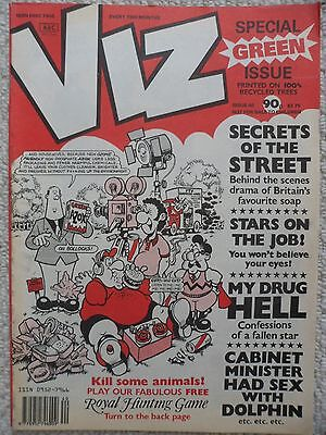 Viz Comic No. 40.   Feb 1990.  Excellent condition. Gift for a big kid?
