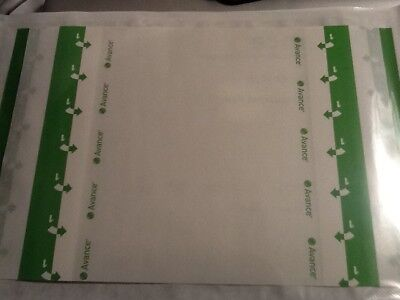 Avance negative pressure wound therapy transparent film 20x28cm 8x11/10 sheets