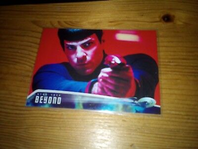 Star Trek Beyond 2017 Promo Card P 1
