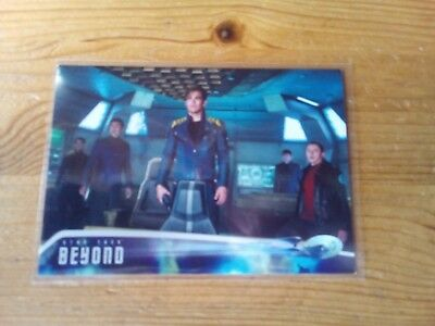 Star Trek Beyond 2017 Promo Card P 2