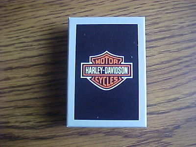 Harley Davidson Zippo Lighter Brand New In The Box Made In The Usa