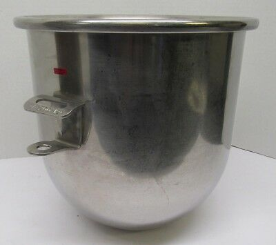 Hobart A-200-12 Stainless Steel Mixing Bowl