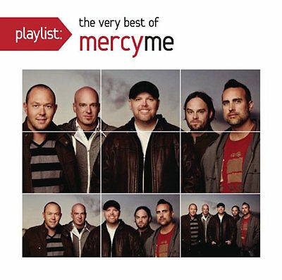 Mercyme Cd - Playlist: Very Best Of Mercyme (2013) - New Unopened