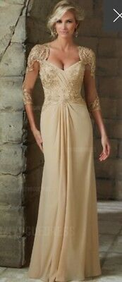 Mother Of The Bride Dress Size 16