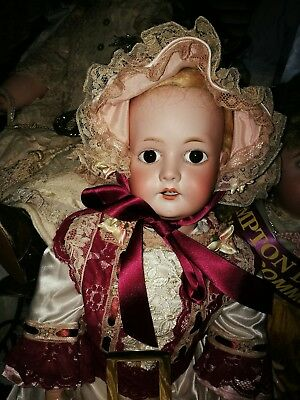 lovely,Antique Bergman doll