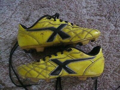 Young Flash Blades Youths Rugby League Boots (Us Size 4) Free Postage
