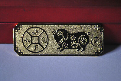 Exquisite collection of Chinese pig alloy commemorative coins