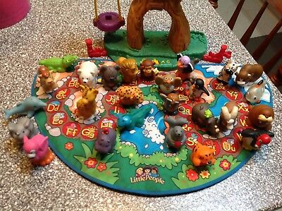 Fisher Price Battery operated Mat with animal sounds OUTGROWN!