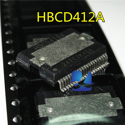 1pcs HBCD412A  Automobile audio power amplifier mainframe vulnerable chip new