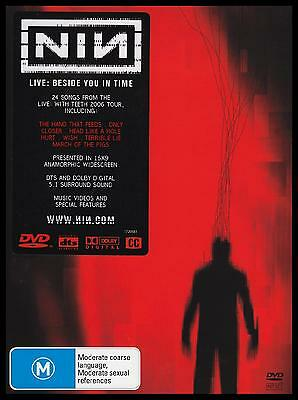 Nine Inch Nails - Live: Beside You In Time - DVD