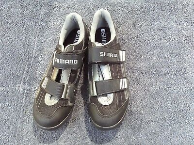 SHIMANO Size 44 MO72 MOUNTAIN BIKE Cycling Shoes Bicycle Cleats Clip In Boots