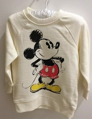 H&M Disney/ Mickey Mouse Baby Sweater Top Size 18months (1 1/2) BNWOT