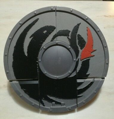 Transforming Shield. How to Train Your Dragon.