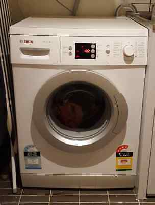 Bosch washing machine 7kg Front load with 1 year warranty