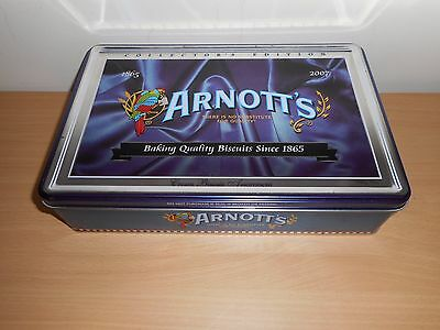 Arnott's Collector's Edition 2007 Biscuit Tin