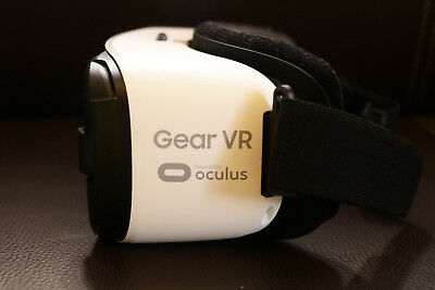 Samsung Gear VR Virtual Reality Brille Frost - 3D - Weiß - OVP