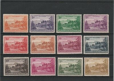 Stamps of Norfolk Island (mint )