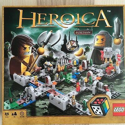 LEGO  6 x Games weapons from Heroica 3860