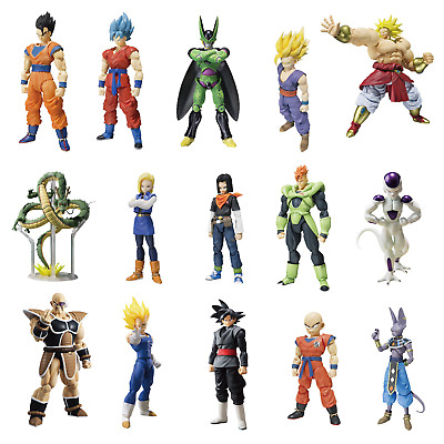 【42variations】Bandai Tamashii Nations S.H. Figuarts Action Figure Dragon ball Z