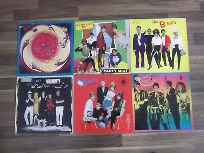 The B-52´S LPs